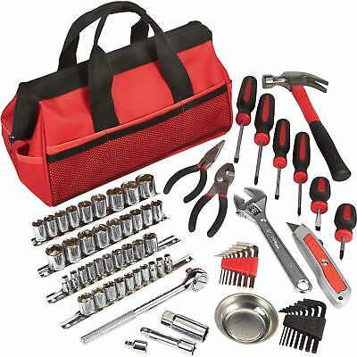 Ironton Tool Bag Set 70-Pc., 1/4in. and 3/8in. Drive