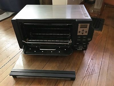 Krups Stainless Convection Toaster Oven FBC412/4G0-1506 Type 5715.04