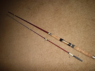 Vintage Longfellow Spinning 7-1/2' Rod