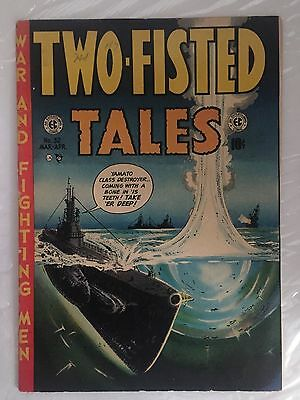 TWO-FISTED TALES #32 (1953) Very Good Shape, (EC COMICS) FREE SHIPPING