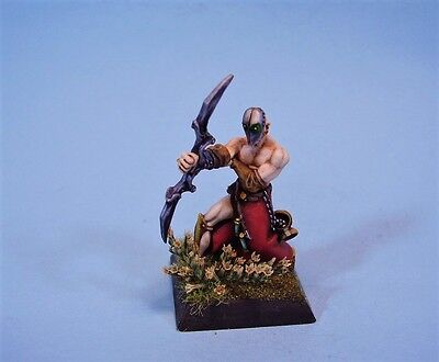 Confrontation painted miniature Dirz Crossbowman (30 day listing)
