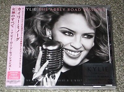 Kylie Minogue Japan PROMO CD obi SEALED Abbey Road BONUS TRACK others available