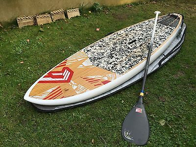 SUP Fanatic Pro Wave 8.6 complete