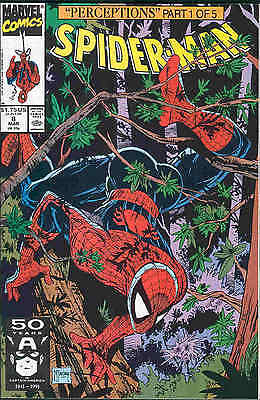 Spiderman # 8 (Todd McFarlane) (USA, 1991)