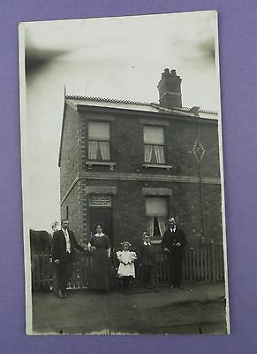 Mrs Hopkins, Agent for Makers Syndicate, Nottingham Lace Curtains - 2 MAUDVILLE