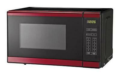 Ex Display Boxed Morphy Richards EM820CPTF-PM 20L Solo Microwave 800W -Red