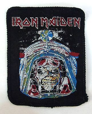 Iron Maiden Patch Imprime Vintage - Vintage Printed Patch Aces High