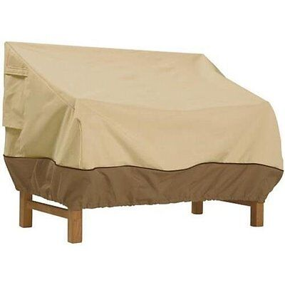 Classic Accessories 72932 Patio Love Seat Cover - Large