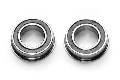 ROULEMENT A BILLES FR 156 2RS EPAULES FLANGED 3/16x5/16x1/8 (10pc) RC BEARING