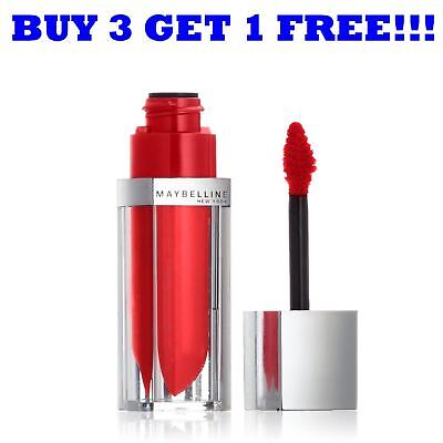 Maybelline Color Elixir Lip Gloss 505 Signature Scarlet 5ml