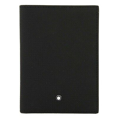 Montblanc Extreme Passport Holder black - 111142