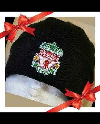 Liverpool Official Brand 47 Range Black Bronx Hat with Club Crest