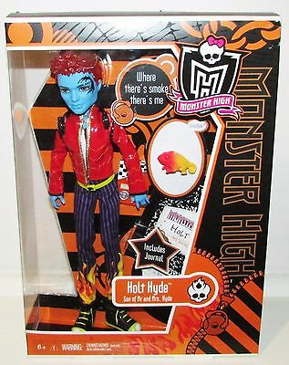 Monster High Signature/Basic Holt Hyde Doll - New in Box