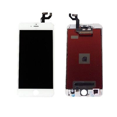 """Digitizer + LCD Touch Screen Replacement for Apple iPhone 6S Plus 5.5"""", White"""
