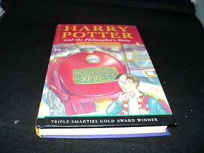Harry Potter and the philosopher's stone First Published by Bloomsbury 33rd ink