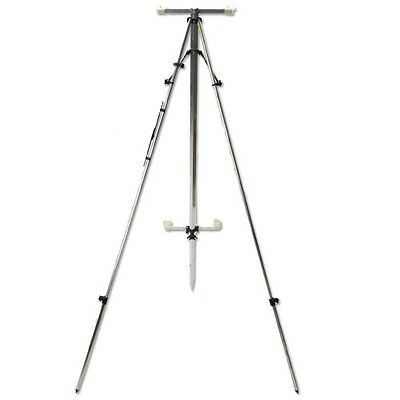 NEW Ian Golds Super Match DB1 DOUBLE Sea Fishing Tripod - 7ft - SMDB7D