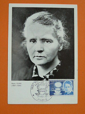 physics and chemistry  Nobel prize Marie Curie maximum card 33188
