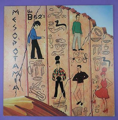 The B-52's - Mesopotamia, UK Vinyl LP 1982 VG+/VG