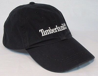 MENS TIMBERLAND Black Cotton embroidery Cotton Baseball CAP CAPS HAT HATS SUMMER