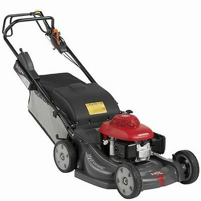 "Honda HRX537HZ 21"" Petrol Lawnmower + 600ml Oil"