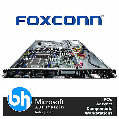 Economico Nube 10GB SFP Server 2 x Intel Xeon 8-Core E5-2650 64GB RAM Rack 1U