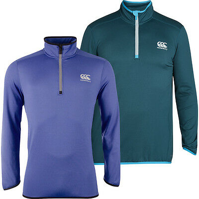 Canterbury 2017 Thermoreg First Layer Cover-Up Mens Gym/Rugby Training Top