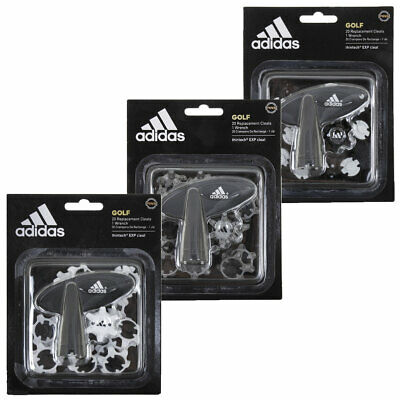 adidas New Thin Tech Golf Spikes Cleats 27% OFF RRP