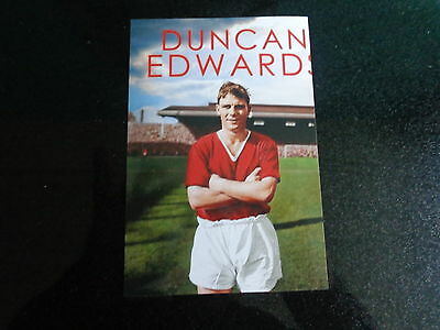 """MANCHESTER UNITED  player  Duncan Edwards   (T)  6""""x4"""" Reprint"""