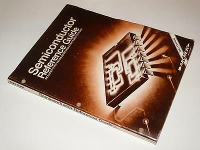Radio Shack ~ Semiconductor Reference Guide ~ 1983 Edition ~ Softback Book