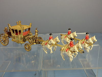 CRESCENT TOYS  MODEL No.1300  ROYAL  STATE COACH