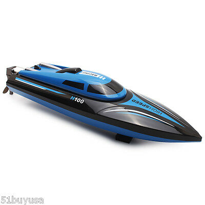 Skytech H100 High Speed Racing Remote Control RC Boat 2.4GHz 4CH Watercraft Toy