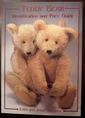 Teddy Bear Identification and Price Guide by Edith & Johan Koskinen