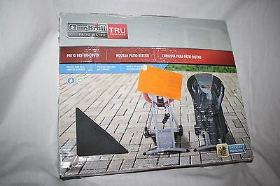 Char-Broil Heavy-Duty Vinyl Patio Bistro Protective Grill Cover  4479591