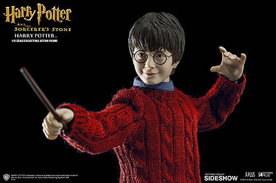 Sideshow Star Ace Harry Potter: Harry Potter  1/6 Jahr 1  1/6 Scale Figure