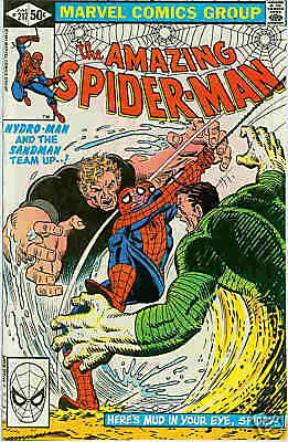Amazing Spiderman # 217 (USA,1981)