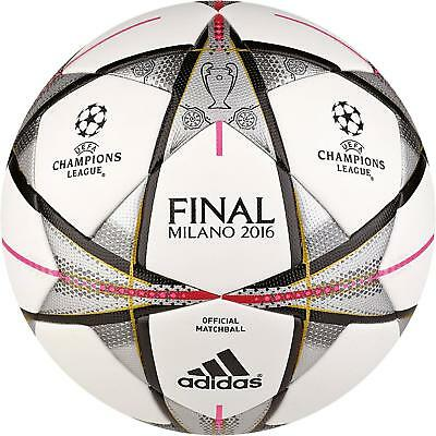 adidas Fußball Finale Milano 2016 Champions League Official Match Ball AC5487