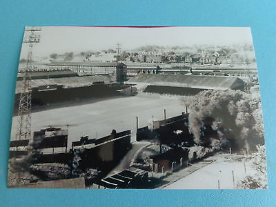 "NORWICH CITY FOOTBALL GROUND  Carrow Road 1940s  ????   6""x4""  REPRINT"