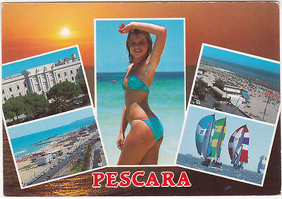 Pescara - Vedutine - Pin Up -841-