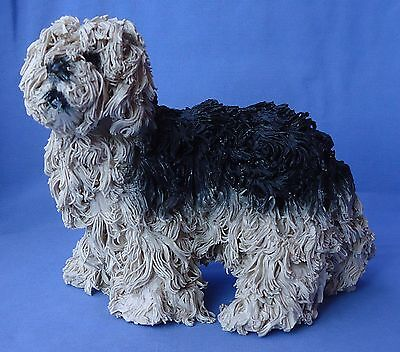 "Old English Sheepdog Jane Callender Hardie Arnita 7"" Oes"