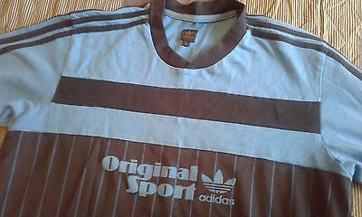 Maglia shirt vintage official ADIDAS '80 SIZE M. PERFECT