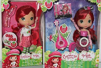 #04 Strawberry Shortcake-Emily Erdbeer-The Bridge Direct Aussuchen:ca.28 cm