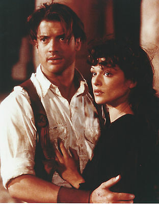 Brendan Fraser The Mummy 8 X 10 Photo With Ultra Pro Toploader
