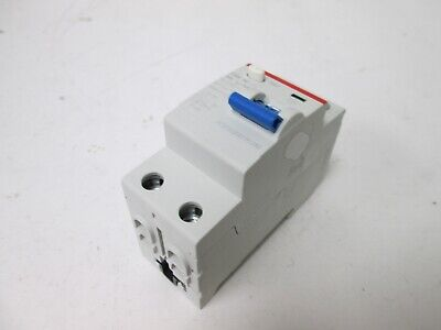 ABB 2CSF202001R1250 Residual Current Device, Rating: 25A 230VAC, DIN Rail Mount
