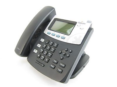 Digium D40 IP Display Phone 1TELD040LF With Stand & Handset *Clean