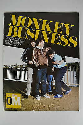 Arctic Monkeys Observer Magazine Special 1St January 2006 Unread 1St Interview
