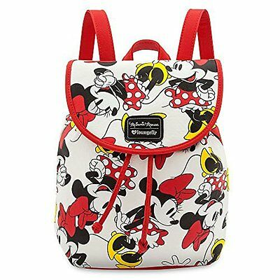 Disney Minnie Mouse Backpack by Loungefly  New with Tags