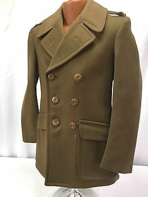 WWII US Army Air Corps Warrant Flight Officer Coat