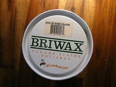 Briwax Wax Polish Antique Mahogany