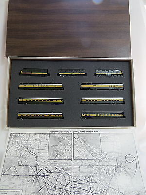 Con-Cor N Scale Limited Edition, Grand Truck Western Set