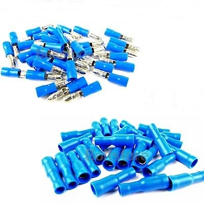 Megastore 247 - Cable Shoe - Terminal Fully Insulated Crimp Connector Lug